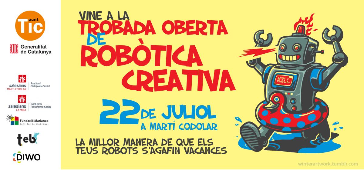 Créixer amb codi i robòtica