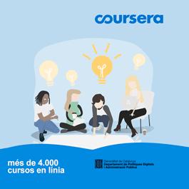 4.000 cursos gratuïts en línia a través de Coursera