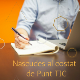 We look for companies born near Punt TIC!
