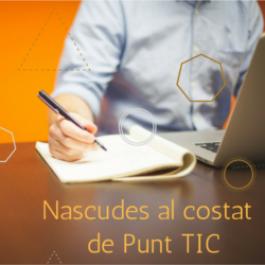 Busquem empreses nascudes al costat de Punt TIC!