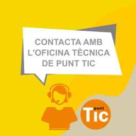 Contacte Oficina Tècnica