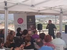 Coworking Day COWOCAT 2016 a Móra d'Ebre