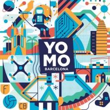 Logotip YoMo Barcelona