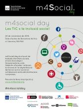 m4Social Day: Les TIC x la inclusió social