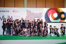 Ceremonia de los mSchools Student Awards 2017