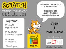 4a Trobada ScratchEd Meetup Barcelona