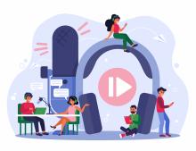 Podcast sobre tecnologia