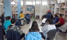 Participants del 'Projecte Veus' de l'Òmnia La Seu i el Taller Claror