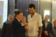 Lliurament del Premi Jove Emprenedor/a del Pallars Jussà 2017