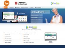 Canal Senior i Punt TIC: una plataforma de formació a la Gent Gran
