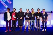 Ganadores de la edición 2016 del Concurs europeu d'innovació social