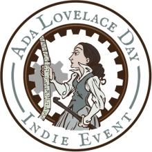 Logotip del Dia d'Ada lovelace