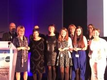 European Ada Awards Ceremony 2015