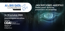Congrés AI&Big Data 2020