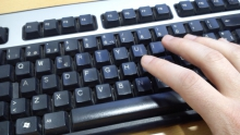 Aprendre a escriure amb l'ordinador
