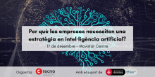 Esmorzar-networking 'Per què les empreses necessiten una estratègia en IA?' al CTecno