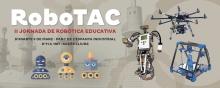 II Jornada de Robòtica Educativa RoboTAC