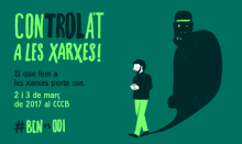 Jornades Internacionals #BCNvsOdi: Controla't a les xarxes!