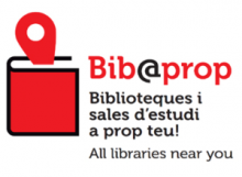 Bib@prop, aplicació mòbil de les biblioteques de Catalunya