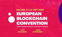 European Blockchain Convention 2020