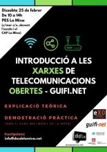 Introducció a les xarxes de telecomunicacions obertes - Guifi.net