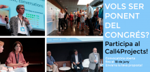 Call for projects de l'XPatient Barcelona Congress 2018