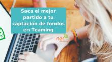 Taller: Microdonacions amb Teaming.net de NetSquared Barcelona