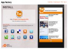 App de Punt TIC