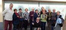 Participants de l'Òmnia de Santa Coloma de Cervelló