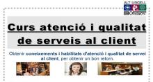 Atenció i qualitat de serveis al client