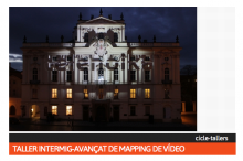 Curs de mapping de vídeo