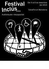 Cartell del Festival Inclús 2015