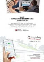 Curs Instal·lacions Elèctriques i Domòtiques en Habitatges