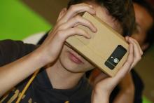 Taller Espiral UOC: Realitat Virtual immersiva i Educació