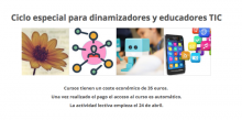 Training for ICT facilitators and educators, of Fundación Esplai