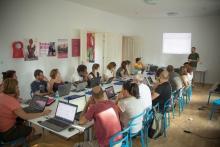 Imatge del grup d'estudi CODEMOB