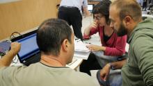 Jornada Codifica't, en el marc de l'Europe Code Week 2014