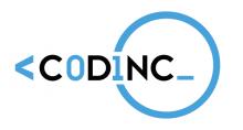 Logotip del projecte CODINC