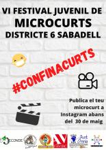 Confinacurts, VI Festival Juvenil de Microcurts