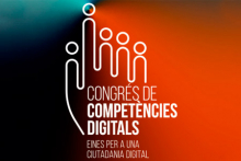 Imatge del Congrés de Competències Digitals: Eines per a una ciutadania digital