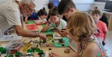 Curs intensiu de programació i robòtica a l'Òmnia CPS Francesc Palau