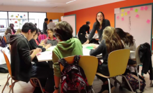 Design Thinking en el proyecto Collaborative Design for Smart Pupils