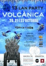 Cartel de la 13ª Volcànica