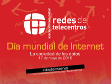 Comunidad de Redes de Telecentros will celebrate the Internet Day