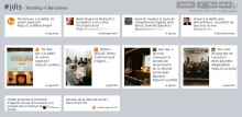 L'etiqueta #JdIS va ser tendència durant el 21 de setembre, Jornada de la Internet Social