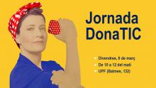 Jornada DonaTIC 6 de març 2020