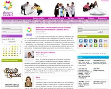 Web de Dones en Xarxa
