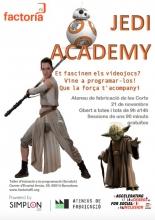 Taller d'iniciació a la programació: Jedi Academy