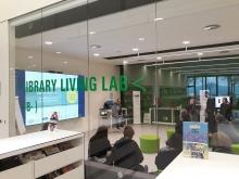 """La Biblioteca de Volpelleres de Sant Cugat del Vallès compta des de 2015 amb un """"Library Living Lab"""""""