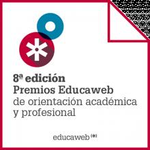 Logo 8a edició Premis Educaweb